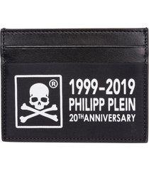 porta carte di credito portafoglio uomo pelle anniversary 20th