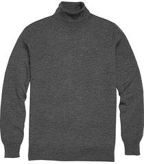 jos. a. bank traveler men's modern fit merino wool turtleneck sweater - size: xxl