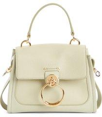 chloe mini tess leather crossbody bag -