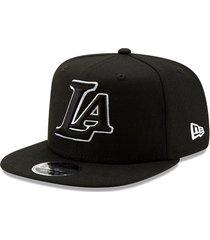 gorra negro new era 950 los angeles lakers-new era