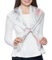 giani bernini signature tropical square scarf