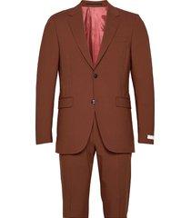 s.jarl kostym brun tiger of sweden