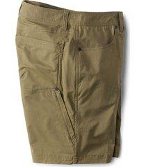 tech 5-pocket shorts