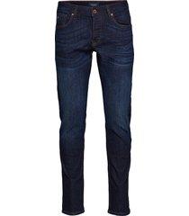 nos ralston - beaten back slimmade jeans blå scotch & soda