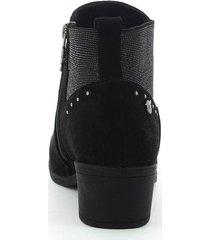 botines de mujer marca xti color negro. xti - negro
