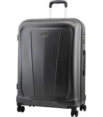 maleta de viaje lugano hero 27 pulg gris