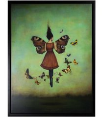 american art decor imago sky by duy huynh framed canvas art