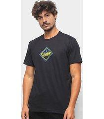 camiseta cyclone retrô silk masculina - masculino