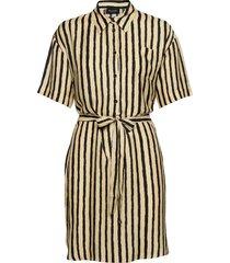 3427 - persis dresses shirt dresses gul sand