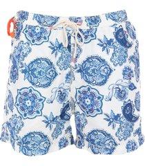 brooksfield royal blue swim trunks
