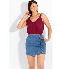 blusas vinotinto derek 821277