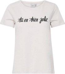 t-shirt camino wit