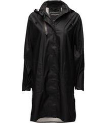 raincoat regenkleding zwart ilse jacobsen