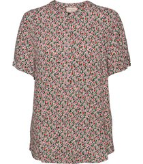 fqadney-ss-bl-lumi blouses short-sleeved rosa free/quent