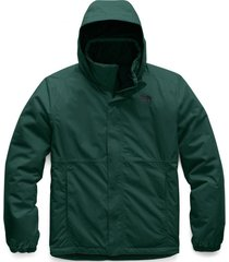 chaqueta m resolve insulated verde the north face