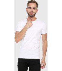 camiseta blanc calvin klein