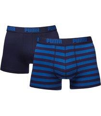 puma 2 pak heren boxershort 651001001-056-l