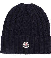 moncler hat tricot