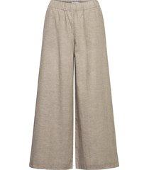 bridget trousers wijde broek beige stylein