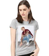 camiseta bandup! justin