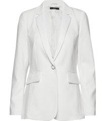 blazers woven blazer kavaj vit esprit collection