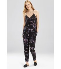 free spirit tank pajamas, women's, purple, size xl, josie