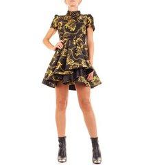 korte jurk versace d2hzb406-s0959