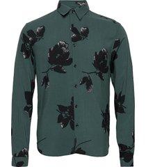 chemise overhemd casual groen the kooples
