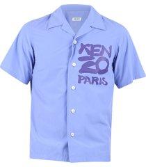kenzo branded shirt