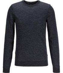 boss men's leno-p crewneck sweater