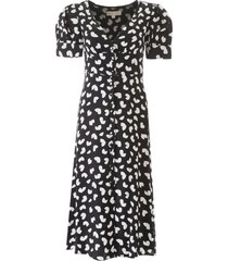michael michael kors petal print dress