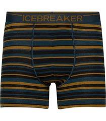 mens anatomica boxers boxerkalsonger multi/mönstrad icebreaker