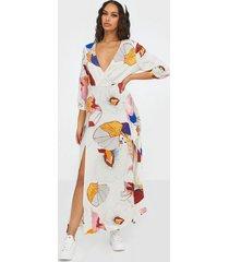 object collectors item objamira 3/4 long dress 108 maxiklänningar