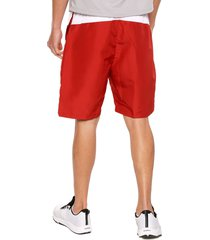 pantaloneta deportiva rojo-blanco jogo