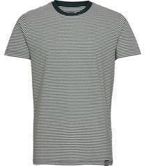 organic mini thor tee t-shirts short-sleeved svart mads nørgaard