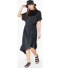 norr eva dress loose fit dresses