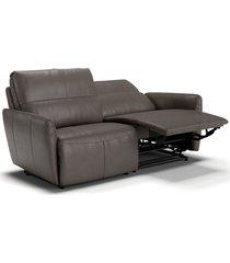 sofá reclinável goodwell 2,85m