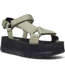 oruga up shoes summer shoes flat sandals grön camper