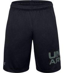 broek under armour tech wordmark shorts