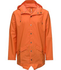 jacket regnkläder orange rains