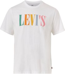 t-shirt relaxed graphic tee 90s serif