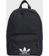 mochila small ac bl bp negro adidas originals