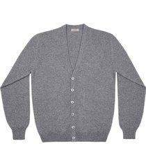 maglione da uomo, linsieme, 100% lana grigio scuro, autunno inverno | lanieri