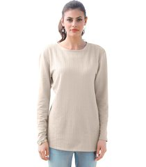 sweatshirt amy vermont beige