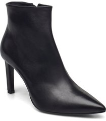 booties 5230 shoes boots ankle boots ankle boot - heel svart billi bi