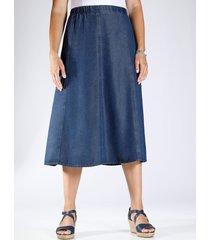 kjol m. collection blå