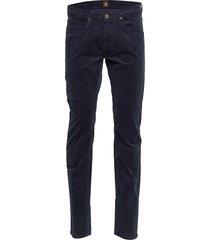 daren zip fly casual byxor vardsgsbyxor blå lee jeans