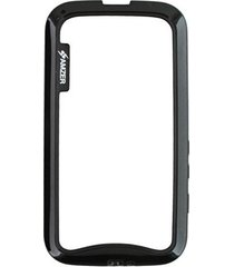 amzer border case for motorola moto e xt1022  - black