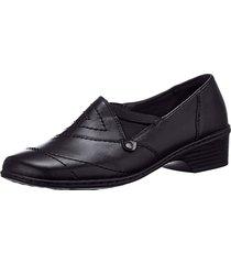 skor rieker svart