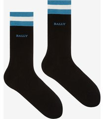 mens cotton socks black 41/45